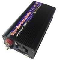 1000W Pure Sine Wave off grid Inverter. DC 24V to AC220V 50HZ