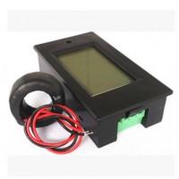 1pc AC 80-260V LCD Digital 100A Volt Watt Effektmätare Ammeter Voltmeter